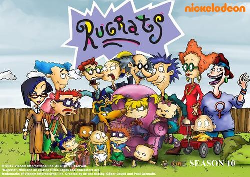 Rugrats images Rugrats Season 10 Wallpaper HD wallpaper ...