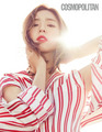 SHIN SE KYUNG LOOKS DREAMY FOR JULY 2017 COSMOPOLITAN - shin-se-kyung photo