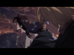 SNK season 2: Homeward bound