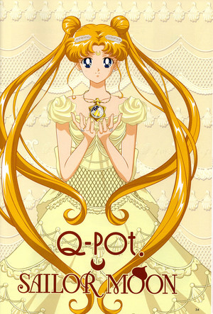 Sailor Moon ~ Q-POT Cafe