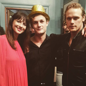 Sam and Cait - June, 2017