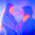 Sansa and Theon - game-of-thrones fan art