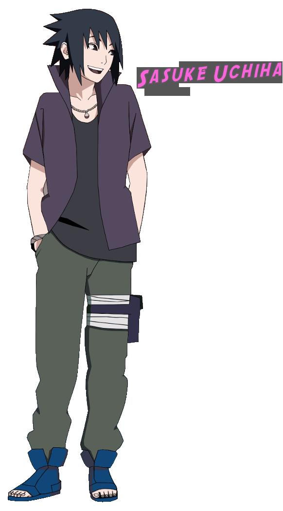Sasuke Uchiha  Road to Ninja