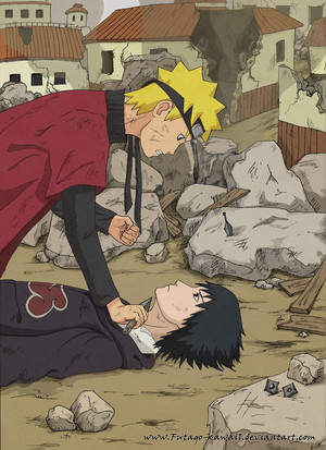 sasunaru Kill me if tu can
