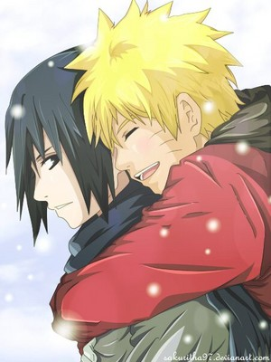 SasuNaru the Winter Holiday