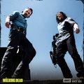 Season 8 First Look ~ Daryl & Rick - the-walking-dead photo