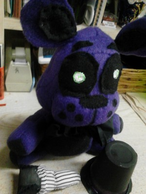 Shadow Freddy Plush 2