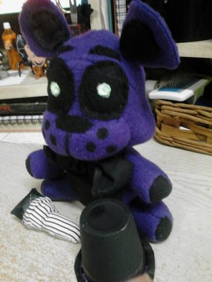 Shadow Freddy Plush 3