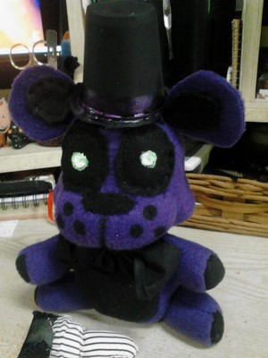 Shadow Freddy Plush 4