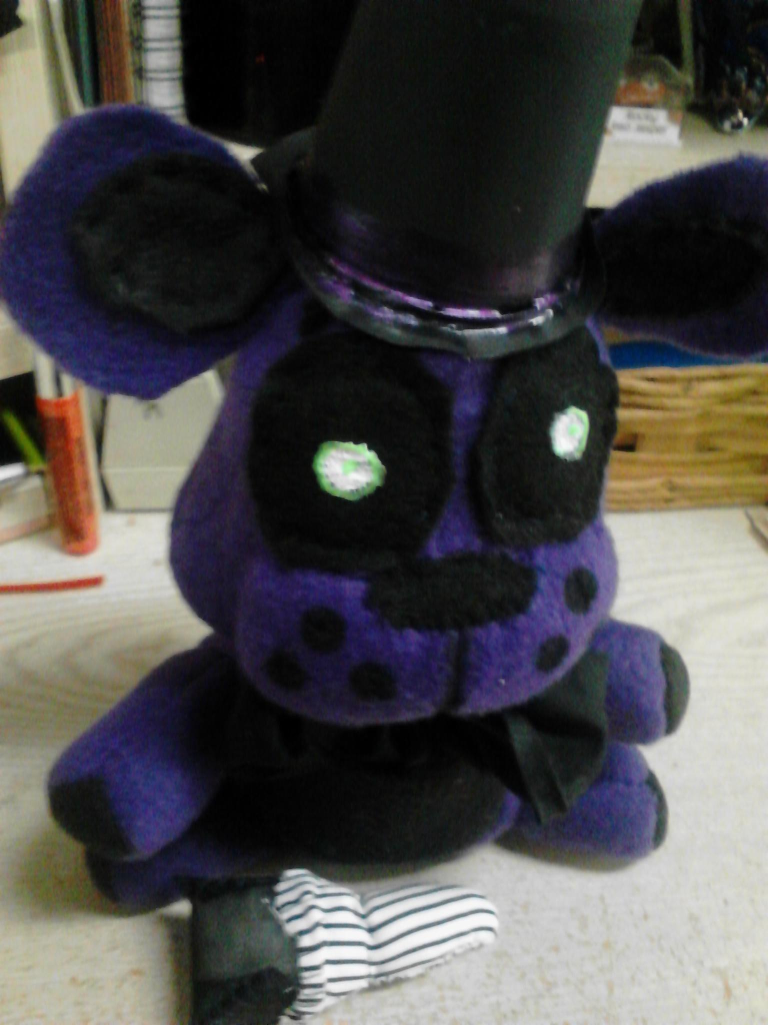 Shadow Freddy Plush  5