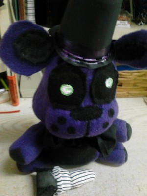 Shadow Freddy Plush 5