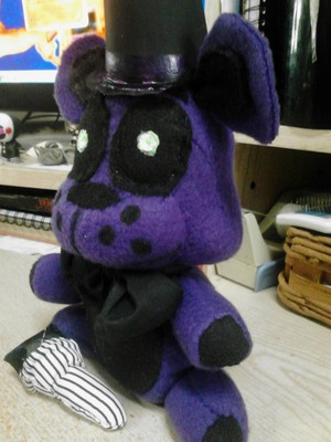 Shadow Freddy Plush 6