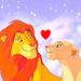 Simba And Nala - yorkshire_rose icon