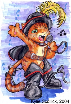 cantar Kitty por KeyshaKitty