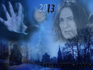 Snape 2013