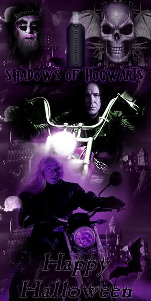Snape, Lucius and Dumbledore
