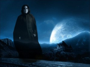 Snape and the Moon