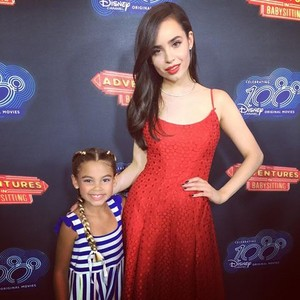 Sofia Carson and Ariana Greenblatt