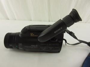 Sony Handycam CCD-FX630 Side 2