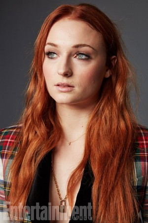 Sophie Turner @ Comic-Con 2017