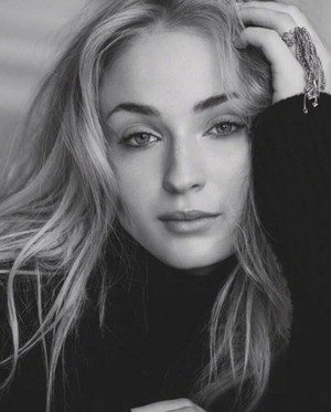 Sophie Turner ~ Marie Claire UK ~ August 2017