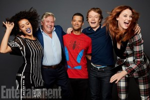Sophie Turner and Game of Thrones Cast at San Diego Comic Con 2017