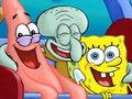Spongebob, Patrick and Squidward wallpaper - spongebob-squarepants wallpaper