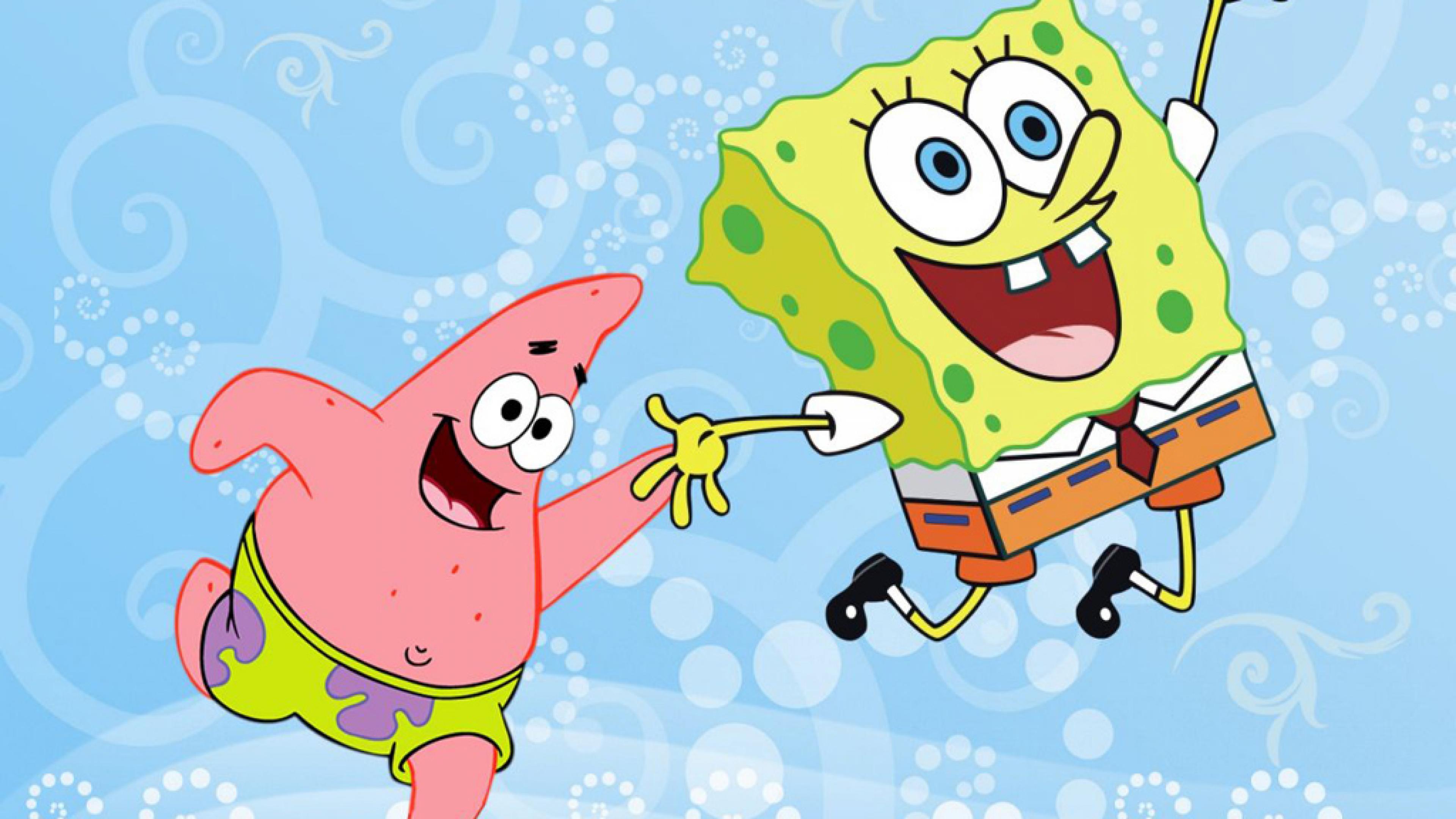 Spongebob and Patrick wallpaper - Spongebob Squarepants ...