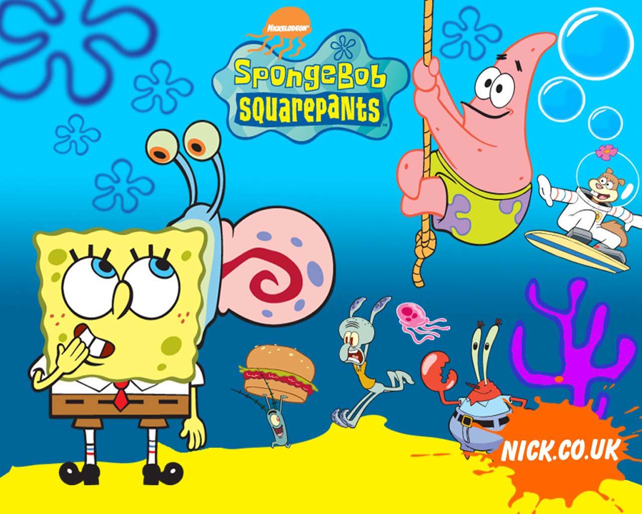 Bob Esponja Calça Quadrada Imagens Spongebob Wallpaper Hd Wallpaper