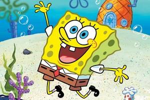Spongebob achtergrond