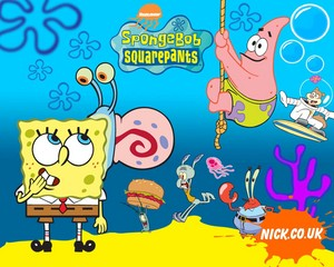 Spongebpob Squarepants wallpaper