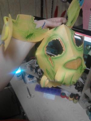 Spring Trap Mask 3