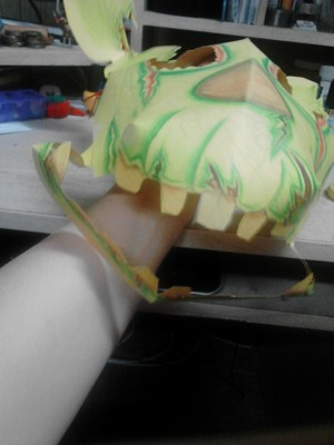 Spring Trap Mask 4