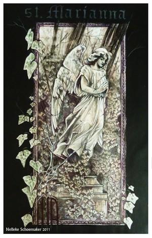 St. Marianna (Victoria Frances art)