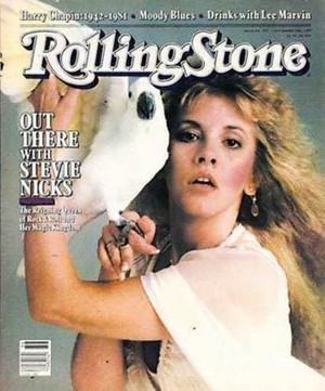 Stevie Nicks Rolling Stome 1981
