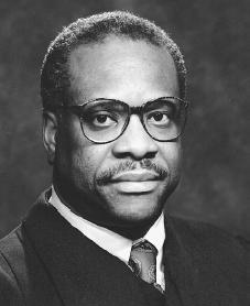 Supreme Court Judge, Clarence Thomas