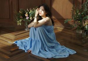 Suzy for Didier Dubot's 'L' air de Paris' Collection