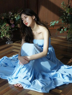 Suzy for Didier Dubot's 'L' air de Paris' Collection