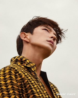 THE POWER OF LEE JUN KI FOR JULY 2017 MARIE CLAIRE
