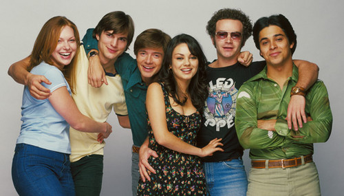 The 90s wallpaper called That 70s show