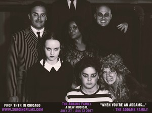 The Addams Family Musical Chicago 2017