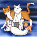 The Aristocats - cats fan art