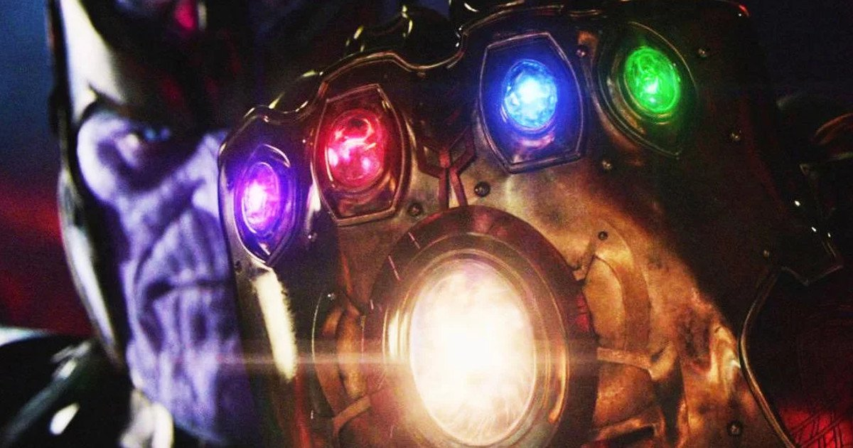 The Avengers: Infinity Wars Thanos First Look