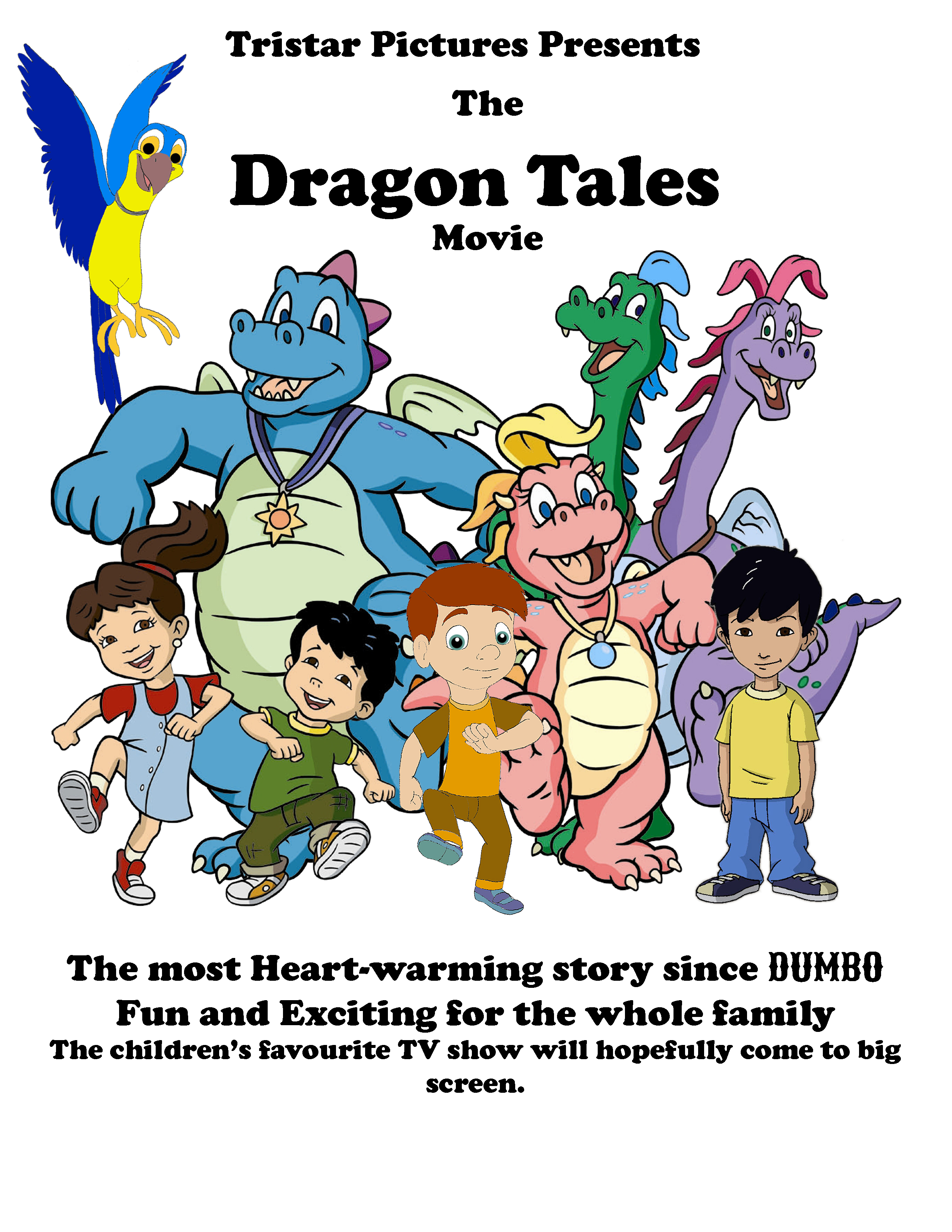 Dragon Tales Images The Dragon Tales Movie Hd Wallpaper And