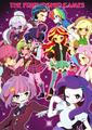 The Friendship Games  - my-little-pony-friendship-is-magic fan art