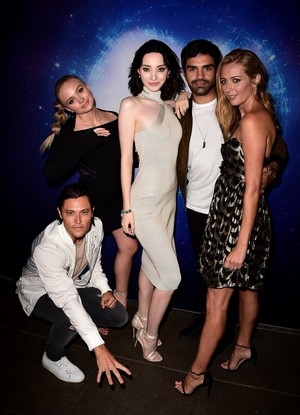 The Gifted Cast
