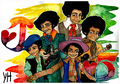 The Jackson 5 - the-jackson-5 fan art