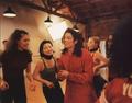 The Making Of Blood On The Dancefloor - mari photo