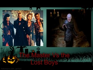 The Master Vs the lost Boys