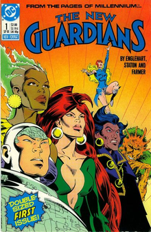 The New Guardians 1